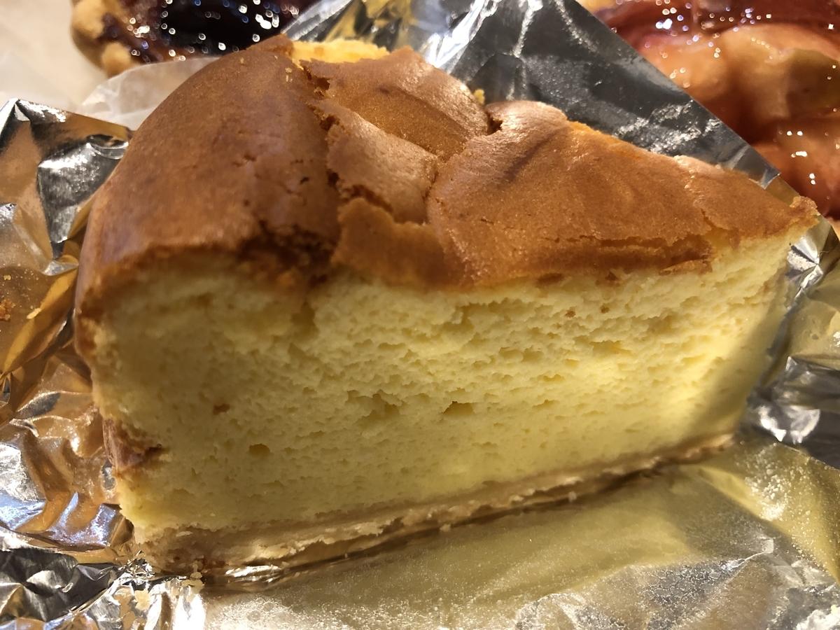 モンマスティー チーズケーキ