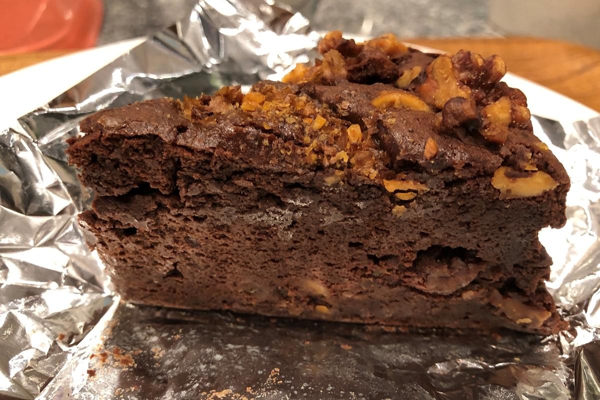モンマスティー チョコレートケーキ