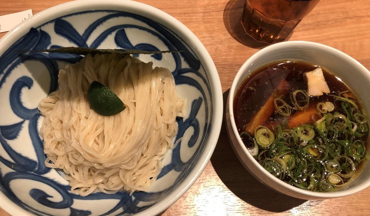 ソラノイロNIPPON つけ麺