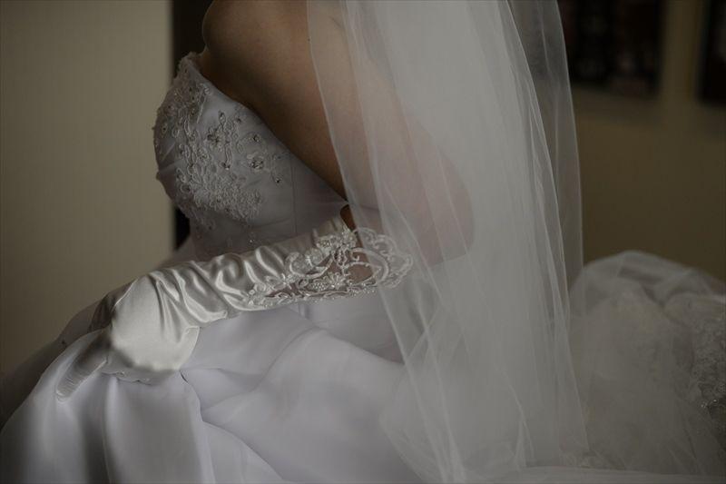 結婚式の撮影