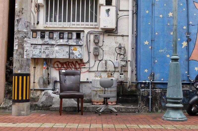 沖縄市 パルミラ通り