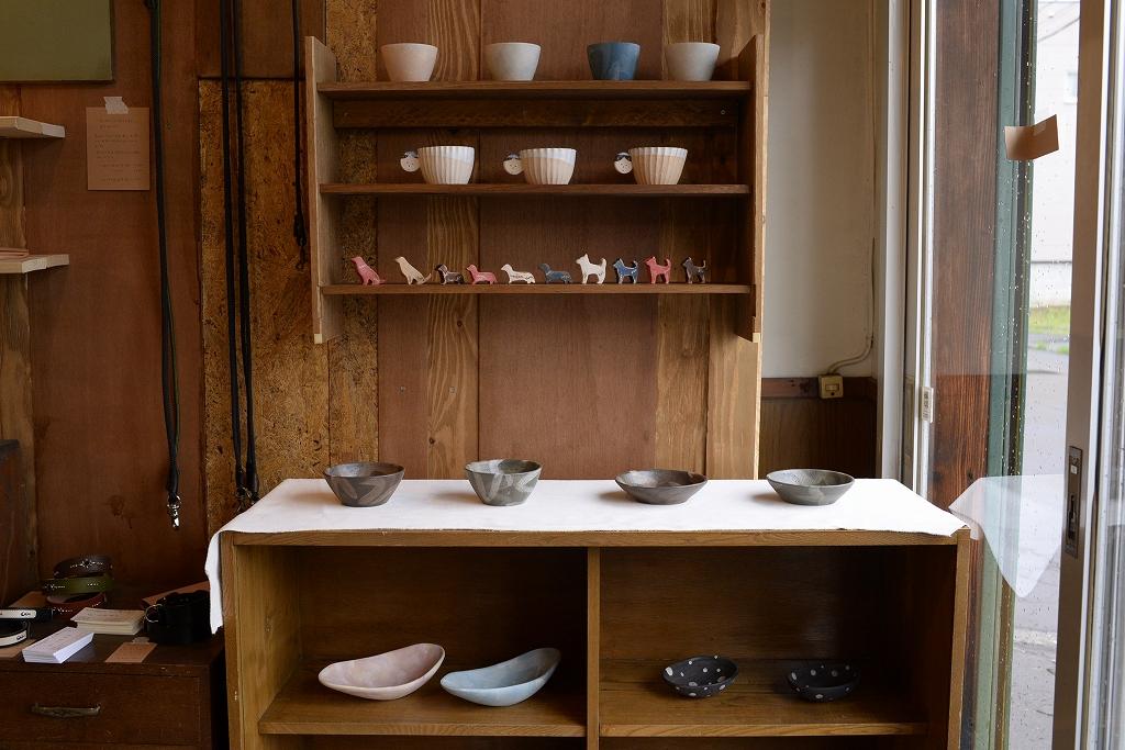 我妻珠美さんの陶器