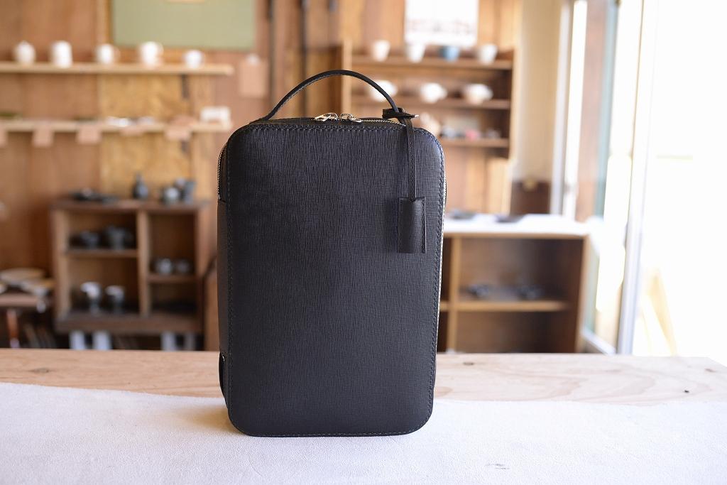美唄市長のバッグ