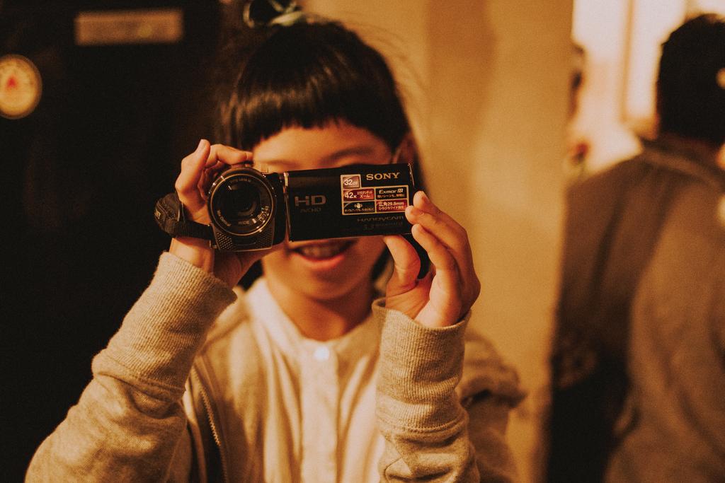子供 ビデオカメラ