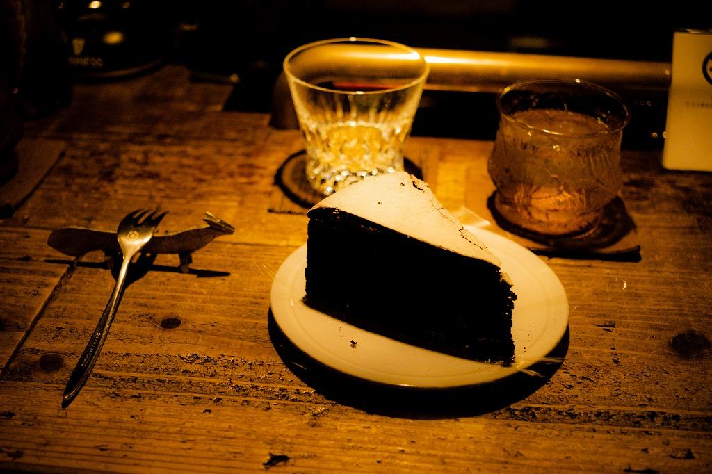バカラ ケーキ
