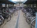 倉吉駅前 駐輪場