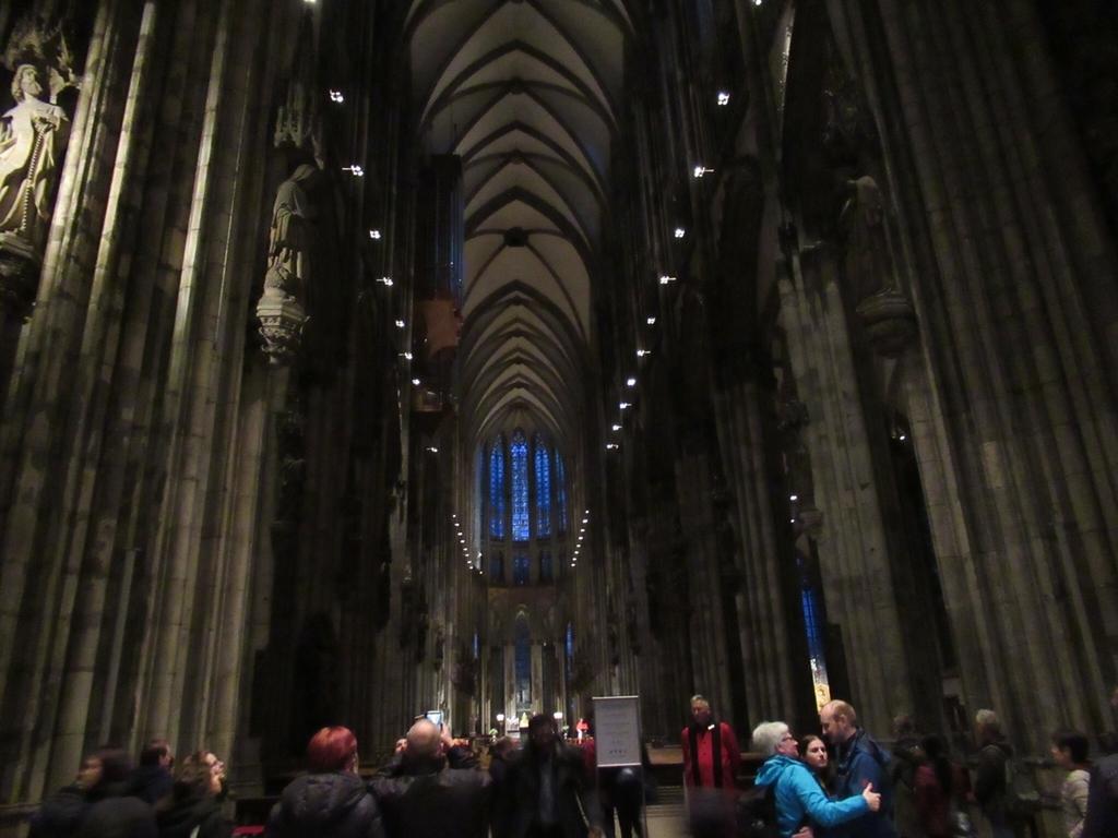 ケルン大聖堂内装