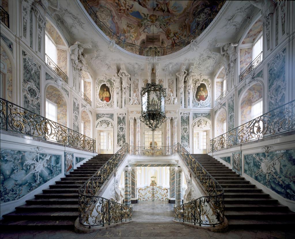 アウグストゥスブルク城内装