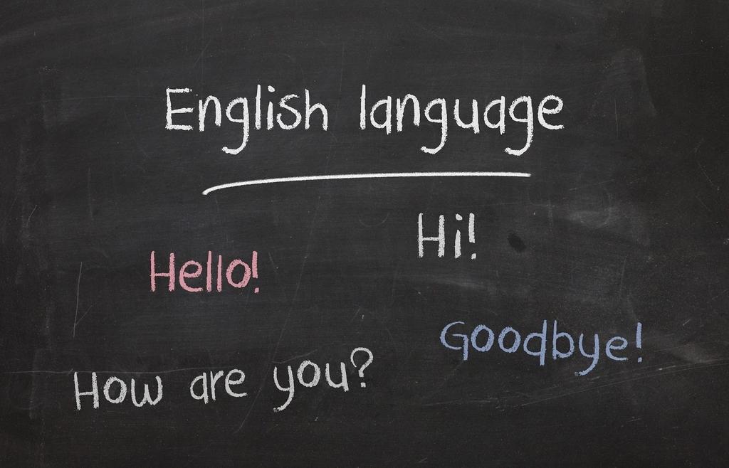 英語の挨拶フレーズ