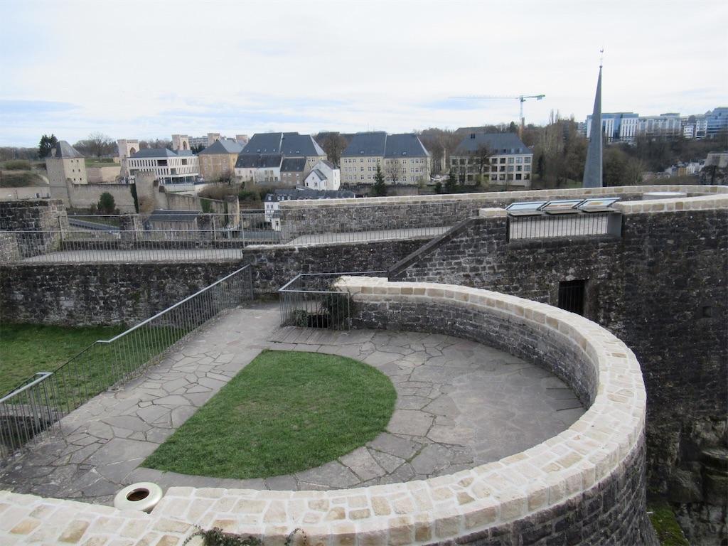 ルクセンブルクのボックの砲台