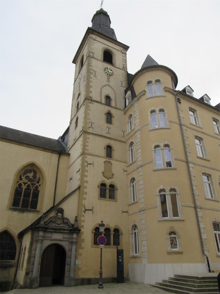 聖ミッシェル教会外観