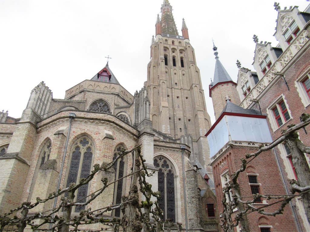 ブルージュの聖母教会