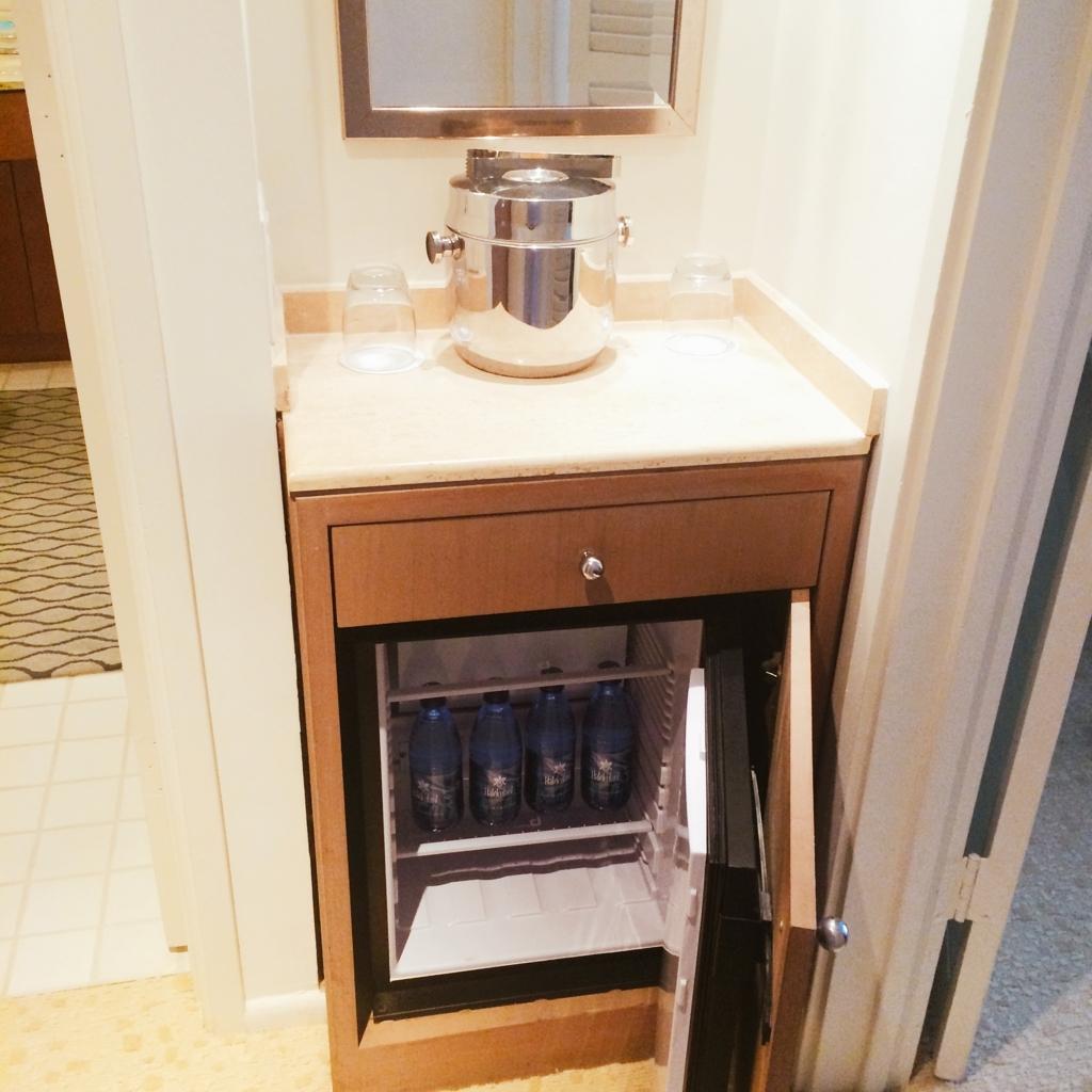ハレクラニ冷蔵庫の写真