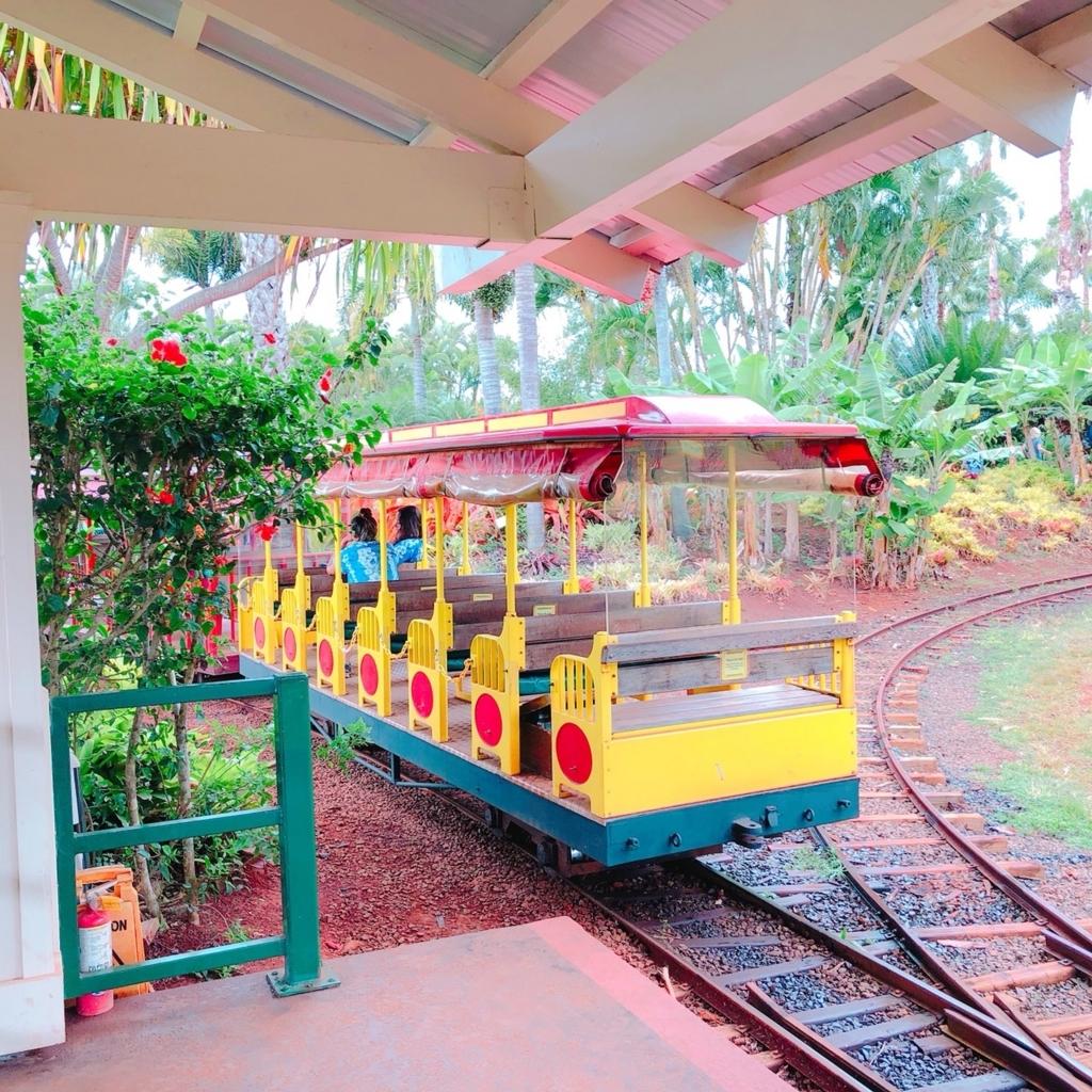 パイナップルエクスプレスの列車の写真