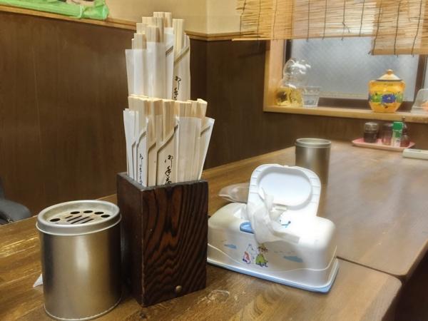 朝起の詰め込み過ぎな割り箸