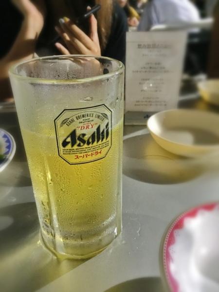 京王アサヒスカイビアガーデン