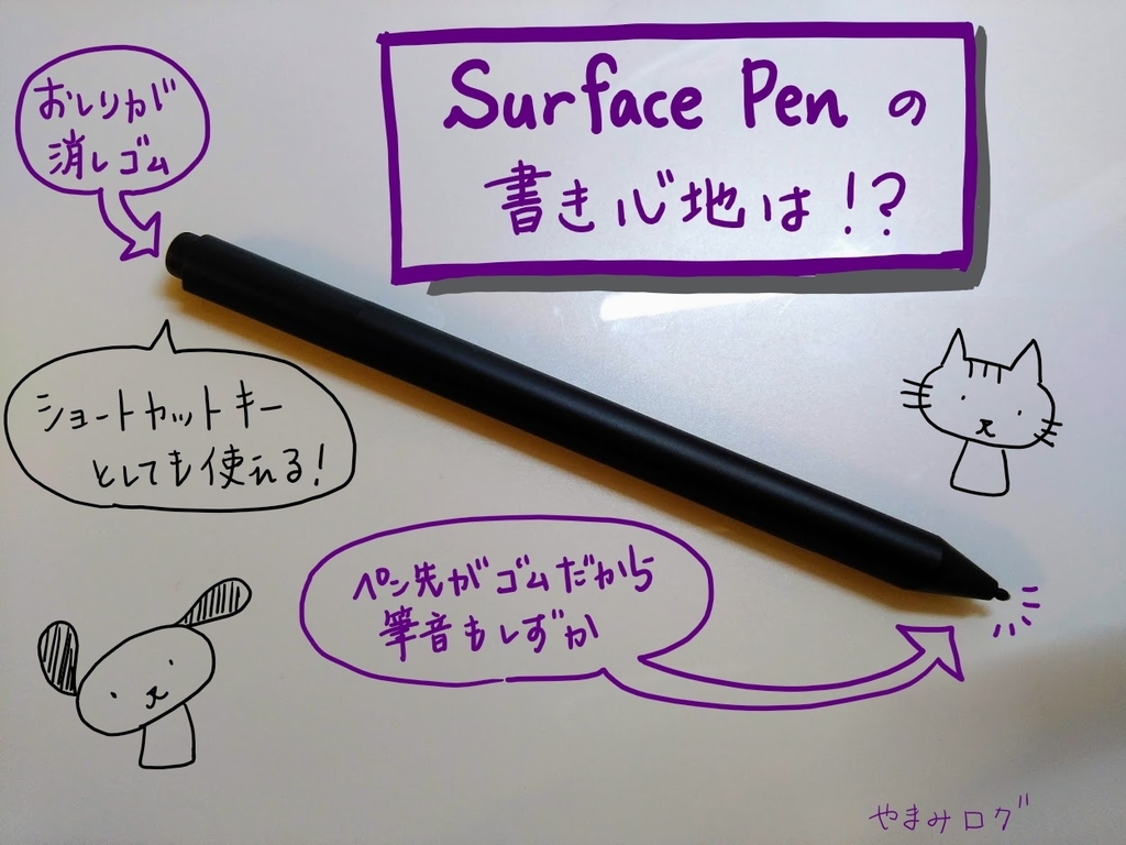 新型Surface Pen