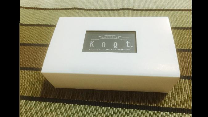 Knot 商品ケース