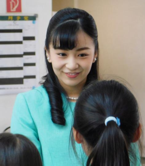 佳子さま,画像,ウィーン日本人国際学校