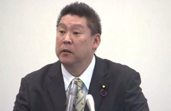 NHKから国民を守る党,N国党,立花孝志,脅迫