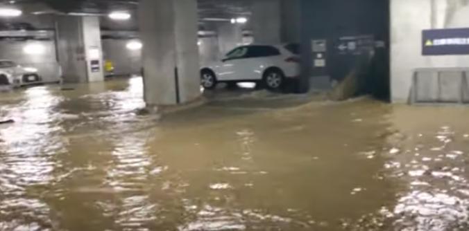武蔵小杉,多摩川,浸水,停電,修繕費