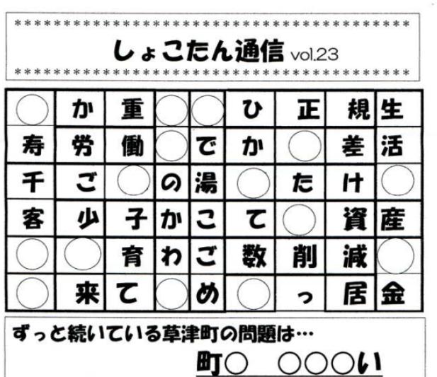 新井祥子,しょこたん通信