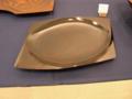 栃拭漆皿-旋-