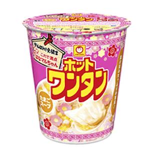 東洋水産の「マルちゃん がんばれ!受験生 ホットワンタン たまごスープ」