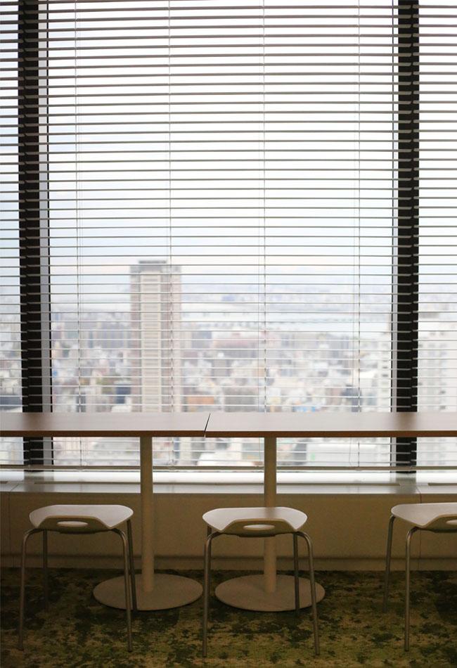 大阪駅近くマイナビのオフィス