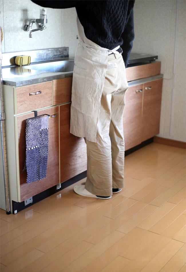 キッチンで使う布巾について