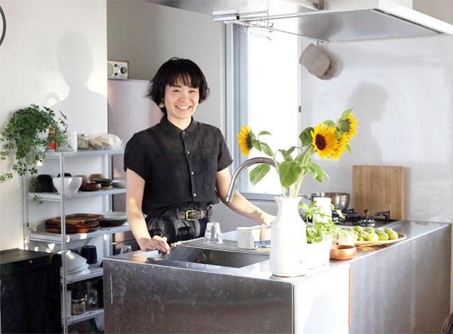 ブログ「エコナセイカツ」マキさんの自宅