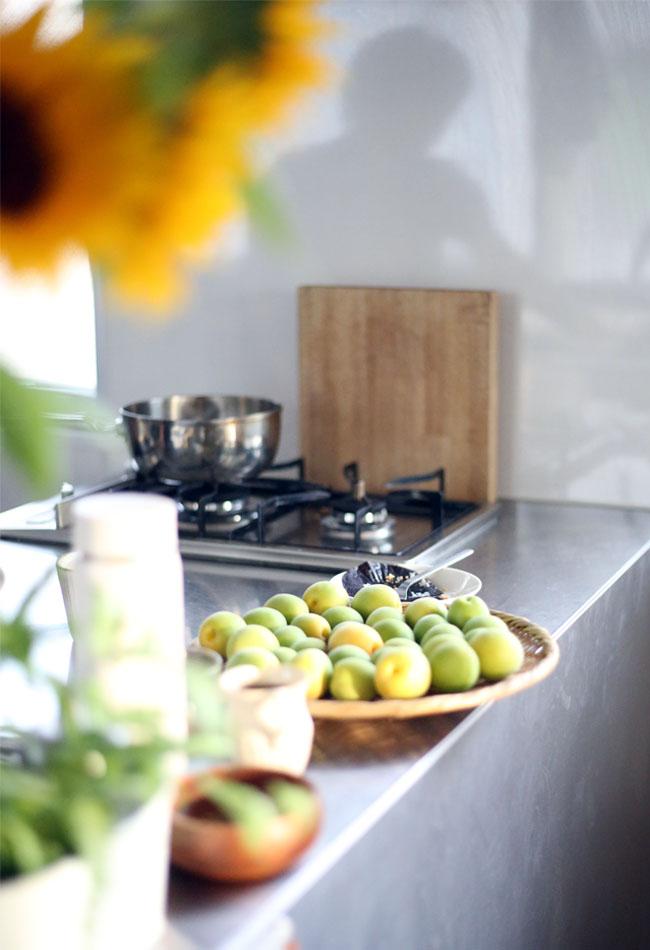 ブログ「エコナセイカツ」マキさんのキッチン