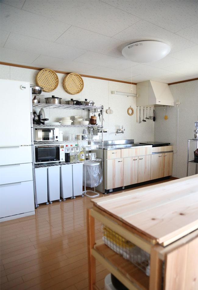 古民家キッチン