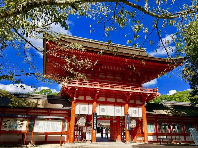 加茂御祖神社楼門