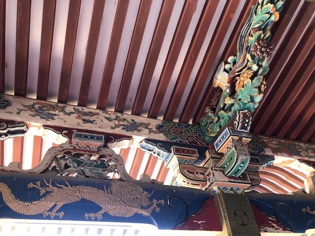 日吉東照宮彫刻