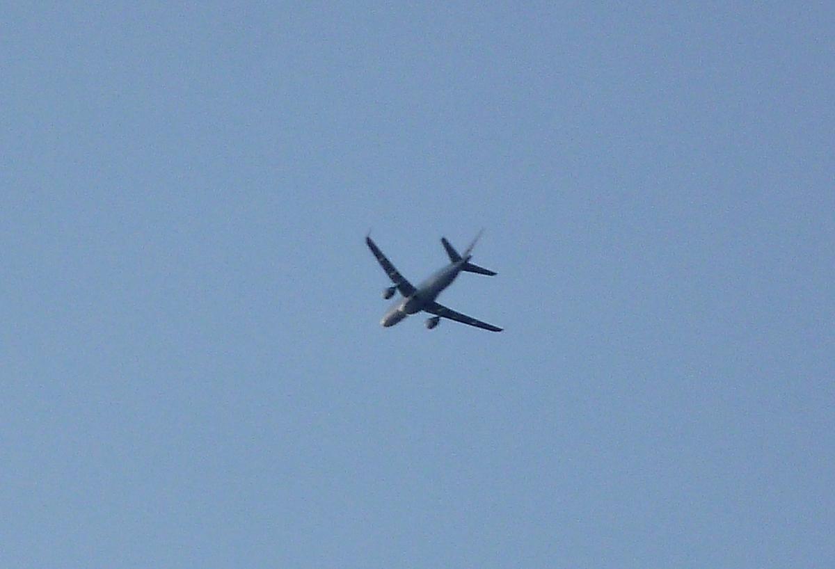 飛行機 旅客機 離陸
