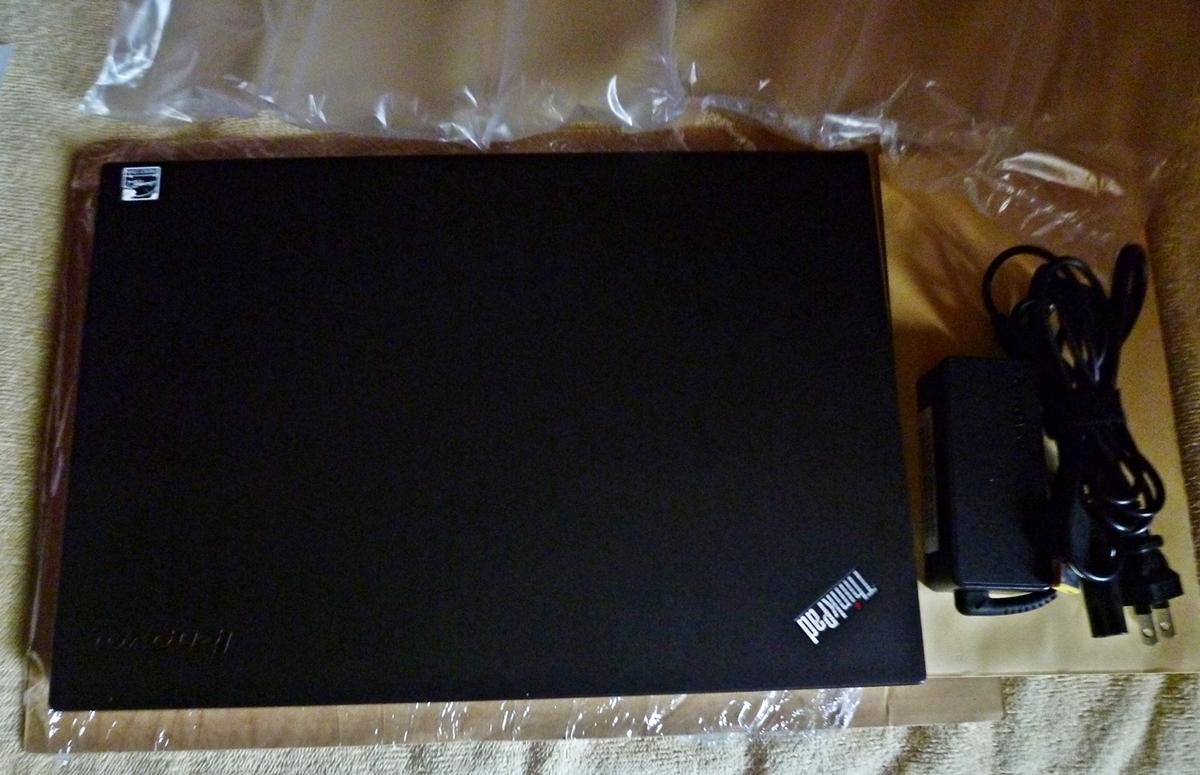 ThinkPad 中古のノートパソコンを専門店で買ってみた【レビュー】