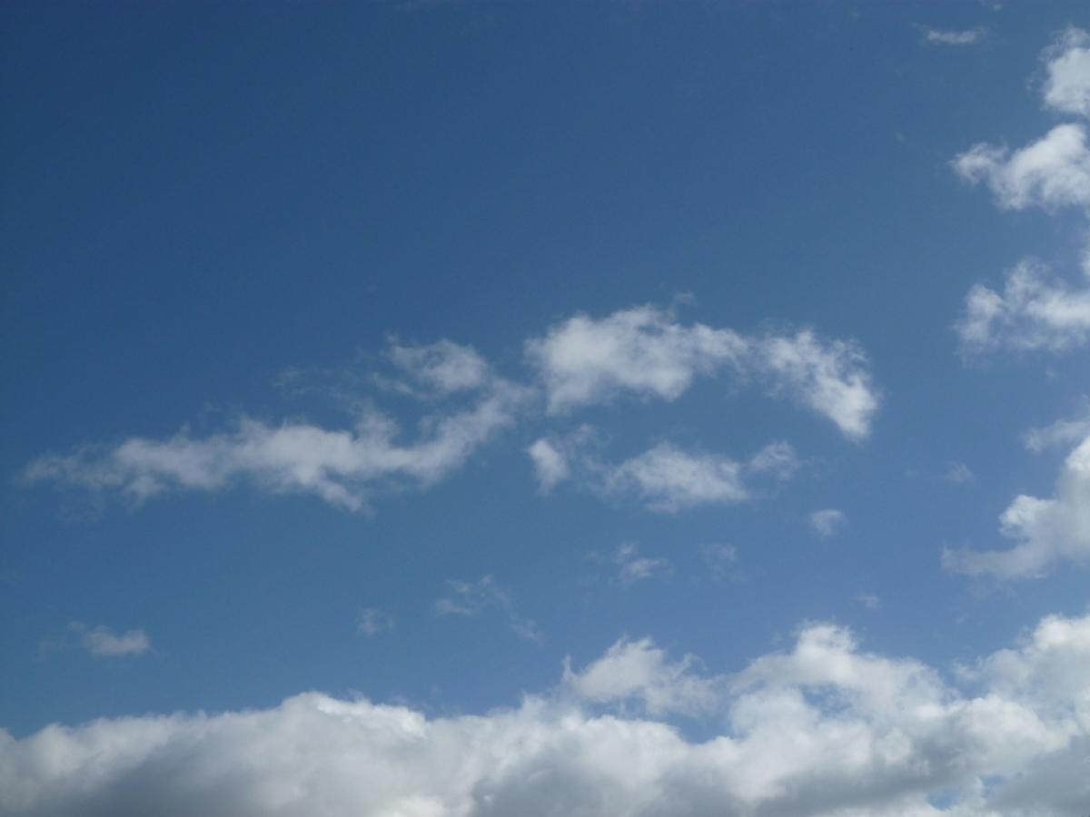 11月30日の空