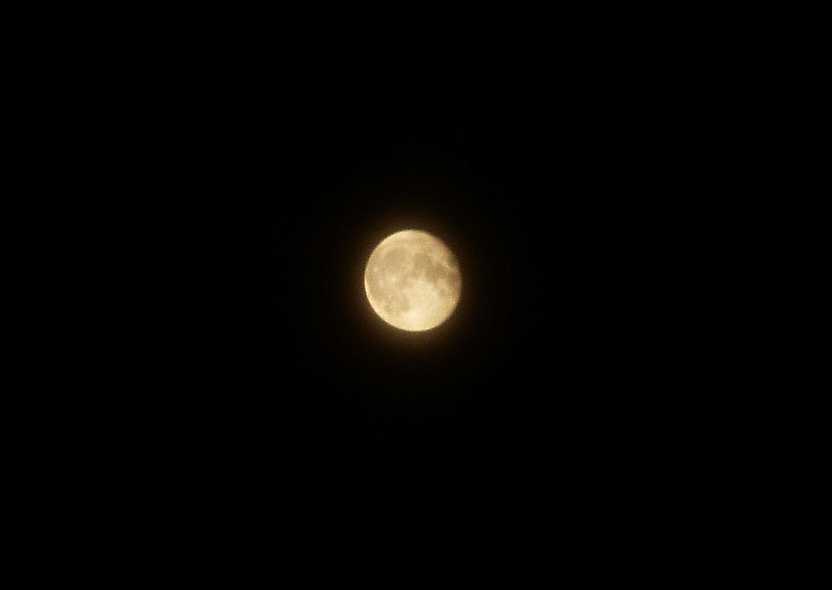 いつかの月