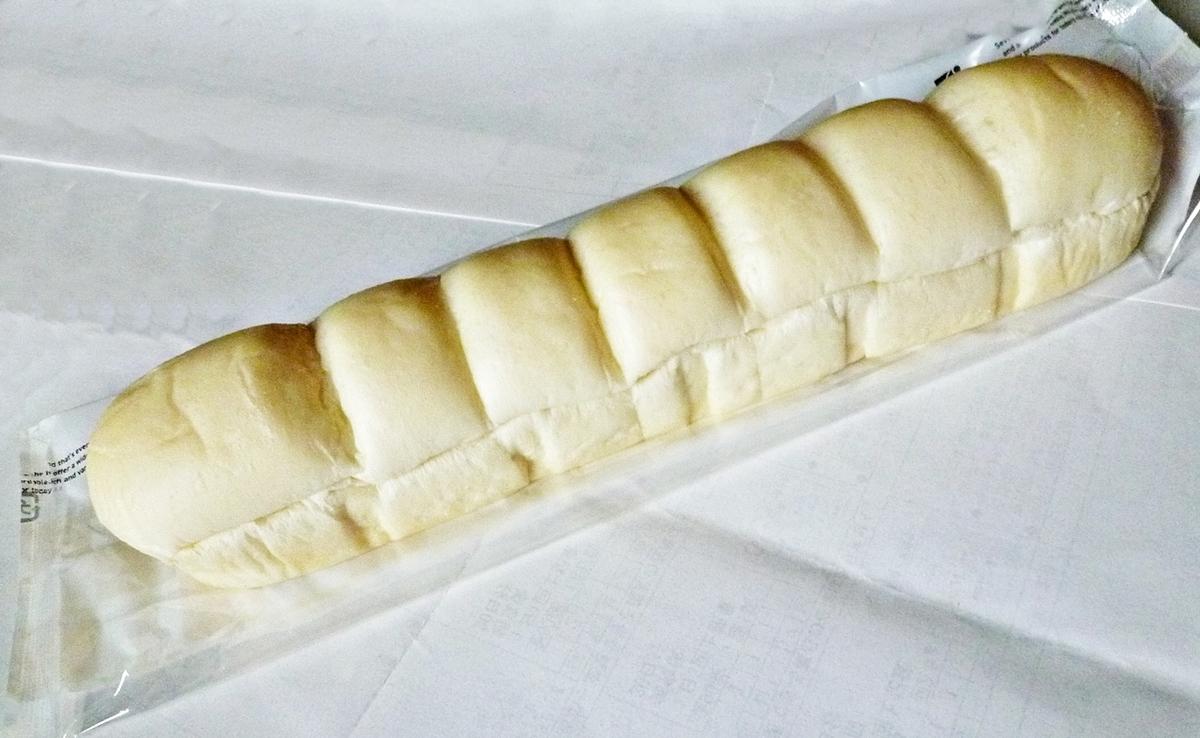 セブン ふわふわちぎりパン(チョコクリーム) レビュー