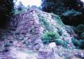 安土城跡石垣