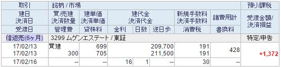 信用決済明細20170213