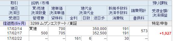 信用決済明細20170217