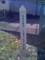 京王旧線跡地の碑