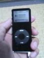 iPod nanoの本体