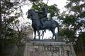 藤堂高虎公の銅像
