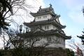 津城跡の櫓