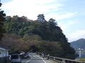 犬山城遠景
