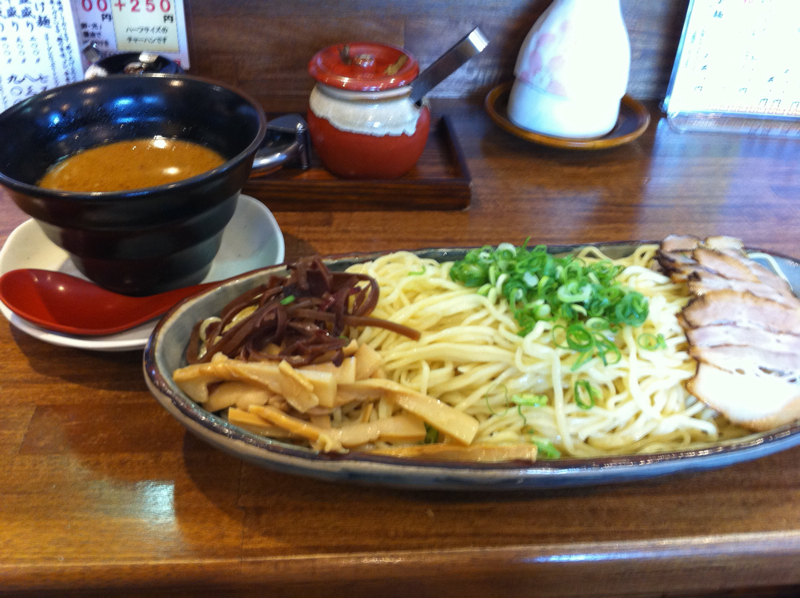 天翔ら〜めん・天翔つけ麺大盛