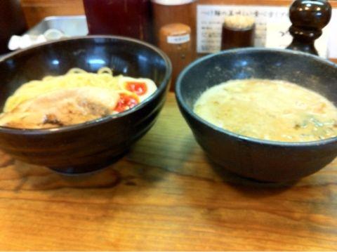 上方屋五郎ェ門のつけ麺